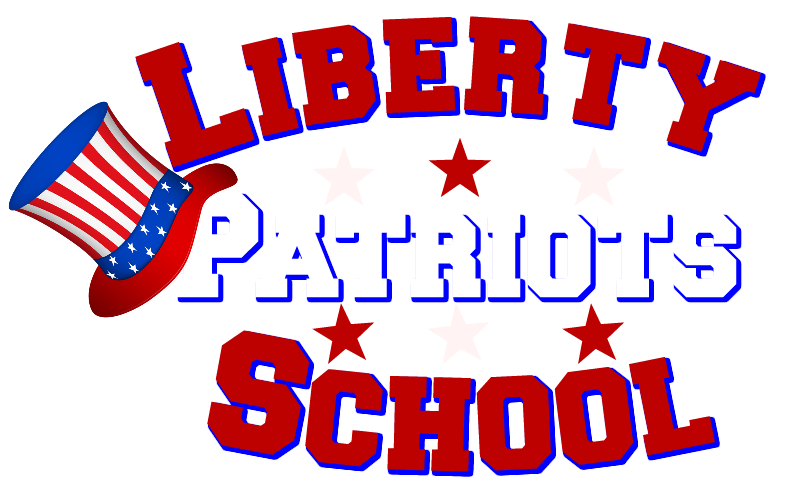 Liberty School Patriots logo